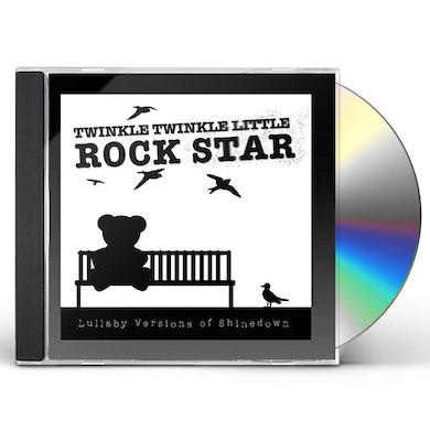 Twinkle Twinkle Little Rock Star LULLABY VERSIONS OF SHINEDOWN (MOD) CD