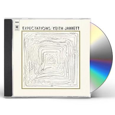 Keith Jarrett EXPECTATIONS CD