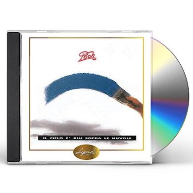 POOH IL CIELO E BLU SOPRA LE NUVOLE CD