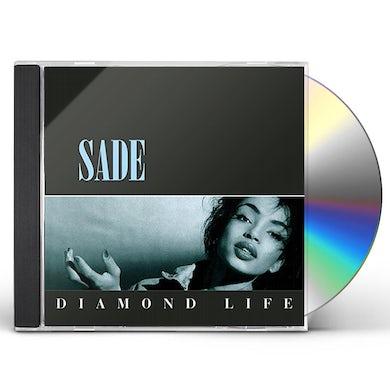 Sade DIAMOND LIFE (GOLD SERIES) CD