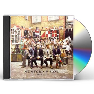 Mumford & Sons Babel CD