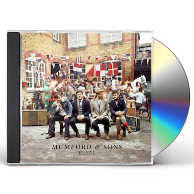 Mumford & Sons BABEL (DELUXE EDITION) CD