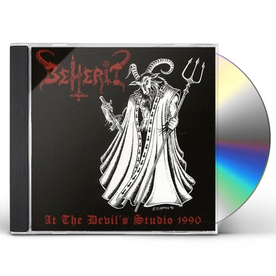 Beherit AT THE DEVILS STUDIO 1990 CD