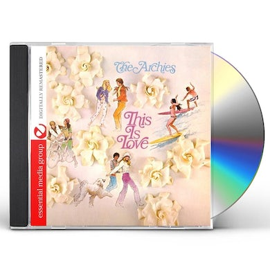 Archies THIS IS LOVE CD