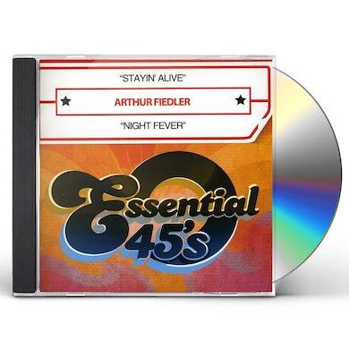 STAYIN' ALIVE / NIGHT FEVER CD