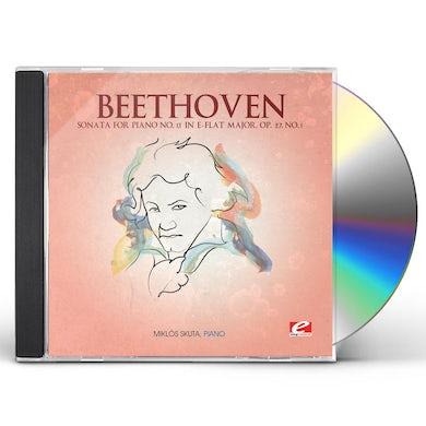 Ludwig Van Beethoven SONATA FOR PIANO 13 IN E-FLAT MAJOR CD