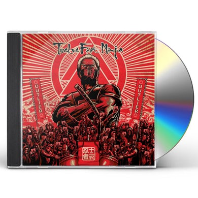 Twelve Foot Ninja OUTLIER CD