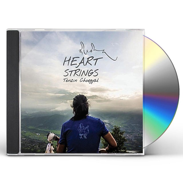 Tenzin Choegyal HEART STRINGS CD
