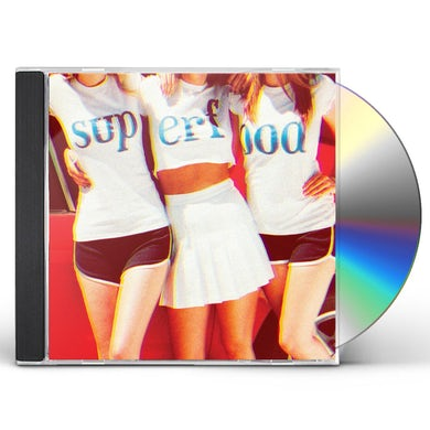 Superfood DON'T SAY THAT CD