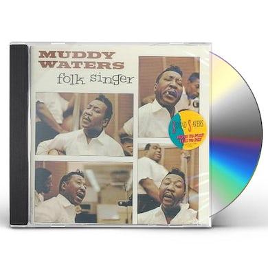 Muddy Waters FOLK SINGER CD