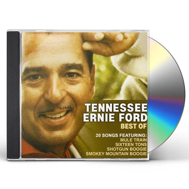 BEST OF TENNESSEE ERNIE FORD CD