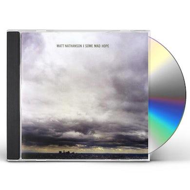Matt Nathanson SOME MAD HOPE CD