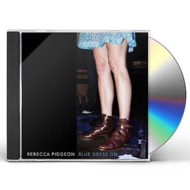 Rebecca Pidgeon BLUE DRESS ON CD