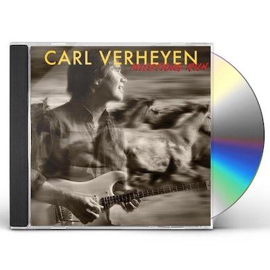 Carl Verheyen MUSTANG RUN CD