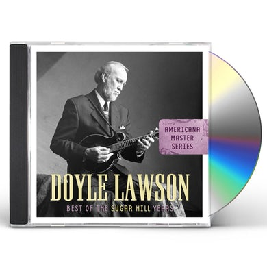 Doyle Lawson BEST OF THE SUGAR HILL YEARS CD