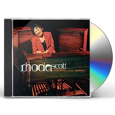 Rhoda Scott ENCORE ENCORE ENCORE CD