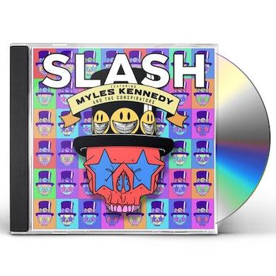 Slash LIVING THE DREAM CD