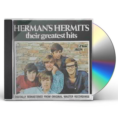 Herman'S Hermits GREATEST HITS CD