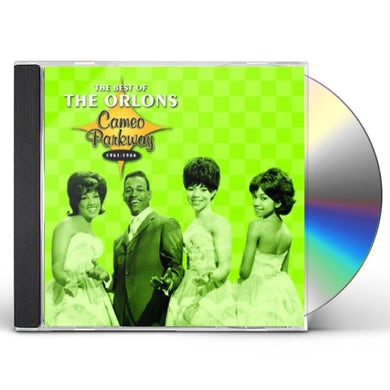 Orlons BEST OF 1961-1966 CD