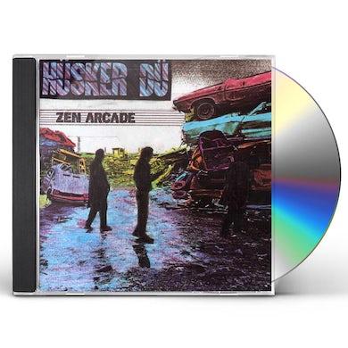 Hüsker Dü ZEN ARCADE CD