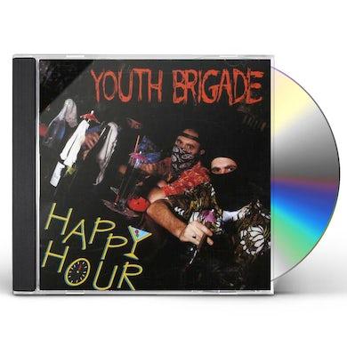 Youth Brigade HAPPY HOUR CD