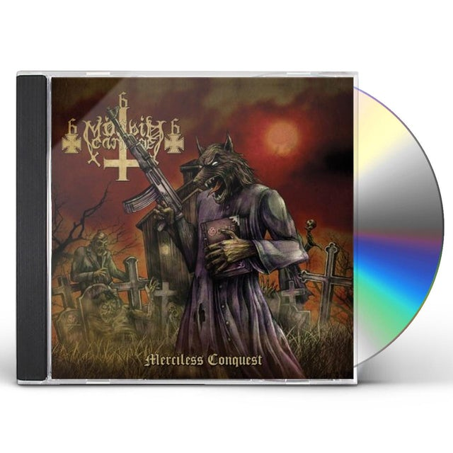 Morbid Carnage MERCILESS CONQUEST CD