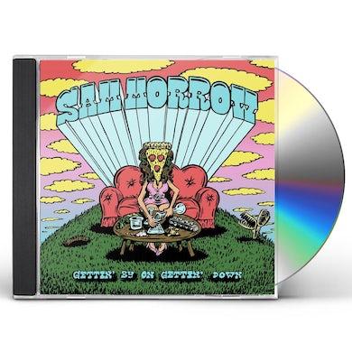 Sam Morrow Gettin' By On Gettin' Down CD