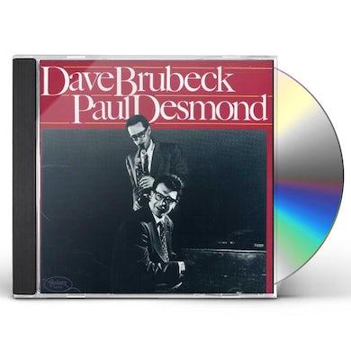 Dave Brubeck BRUBECK / DESMOND CD