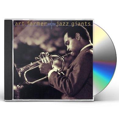 Art Farmer & THE JAZZ GIANTS CD