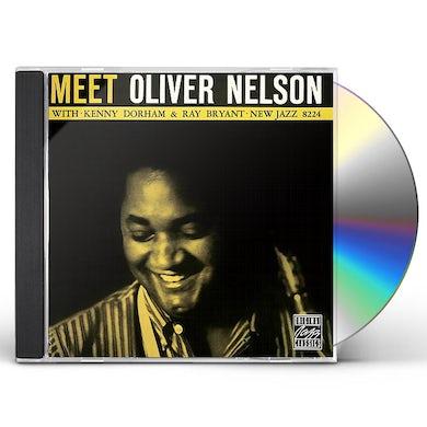 MEET OLIVER NELSON CD