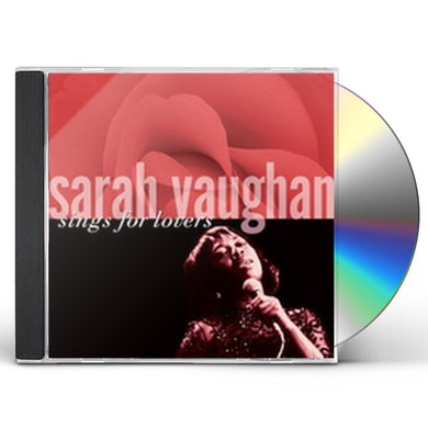 Sarah Vaughan PLAYS FOR LOVERS CD
