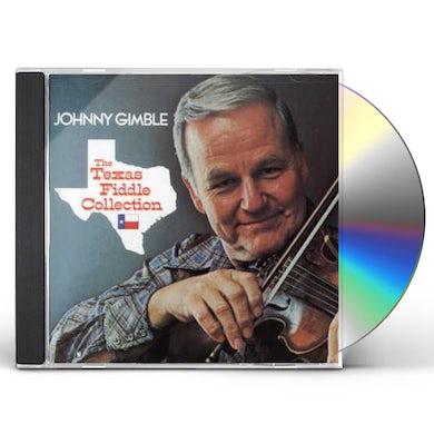 Johnny Gimble TEXAS FIDDLE COLLECTION CD