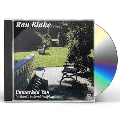 Ran Blake UNMARKED VAN CD