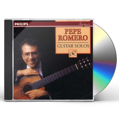 GUITAR SOLOS CD