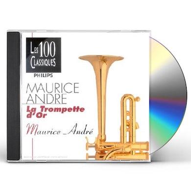 Maurice Andre LA TROMPETTE D'OR CD