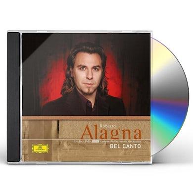 Roberto Alagna BEL CANTO CD