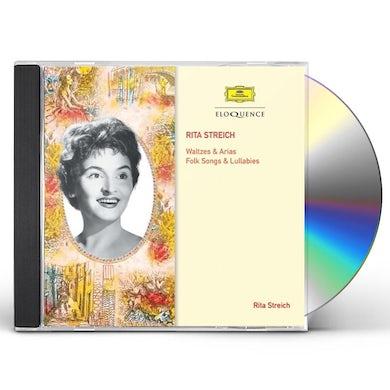 RITA STREICH-WALTZES & ARIAS CD