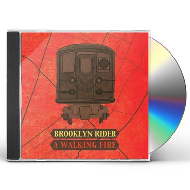 Brooklyn Rider WALKING FIRE CD