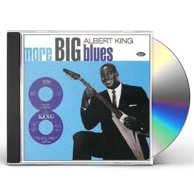 MORE BIG BLUES OF ALBERT KING CD
