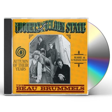 Beau Brummels AUTUMN OF THE YEARS CD
