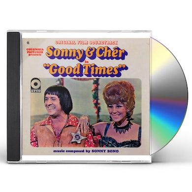 Sonny & Cher GOOD TIMES - ORIGINAL FILM SOUNDTRACK CD