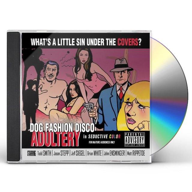 Dog Fashion Disco ADULTERY CD
