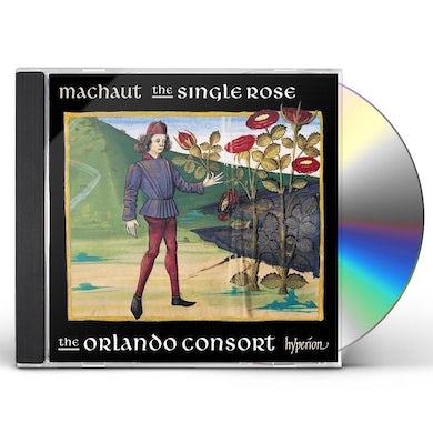 Orlando Consort MACHAUT: THE SINGLE ROSE CD