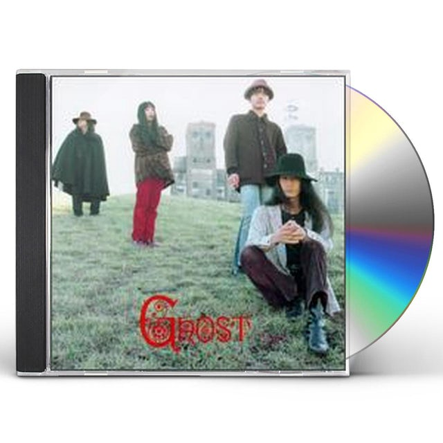 Ghost CD