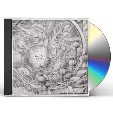 Devil'S Blood III: TAILA RASA OR DEATH & THE SEVEN PILLARS CD