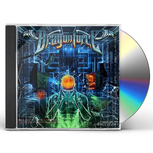 Dragonforce MAXIMUM OVERLOAD CD
