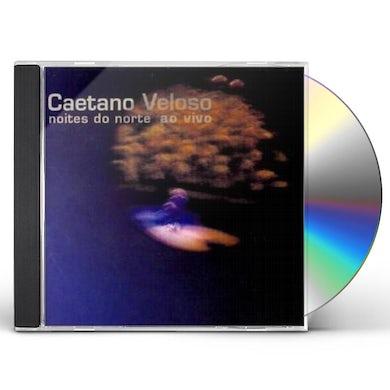 Caetano Veloso NOITES DO NORTE AO VIVO CD