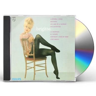Brigitte Bardot BRIGITTE CD