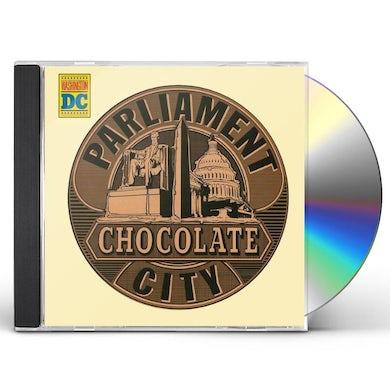 Parliament CHOCOLATE CITY CD