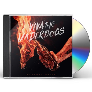 Parkway Drive VIVA THE UNDERDOGS CD
